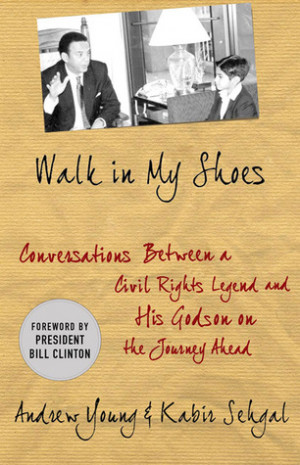 ... between a Civil Rights Legend and his Godson on the Journey Ahead