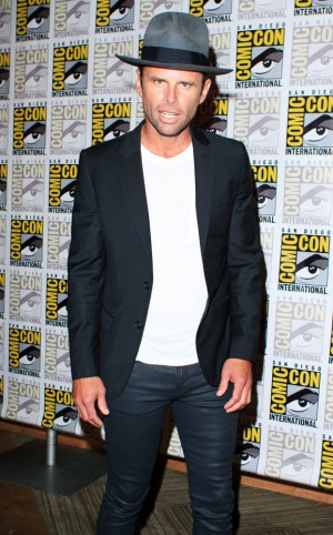 Walton Goggins Picture 34 San Diego Comic Con International 2015