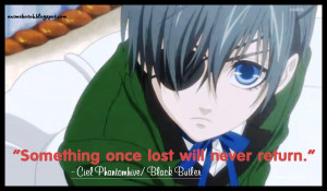 BLACK BUTLER: TOP 10 QUOTES