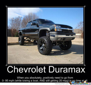 Funny Duramax Memes Chevrolet duramax