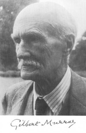 Gilbert Murray | ORDEN POUR LE MÉRITE