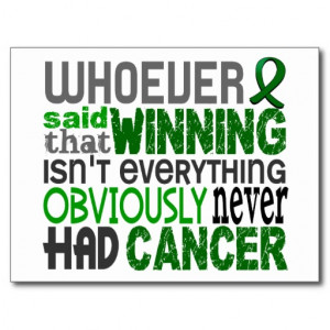 Liver Cancer Quotes Inspirational