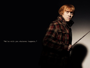 Ron Weasley Quotes Ron weasley quote by nomercy68