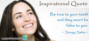 Dentistry Inspirational Quote