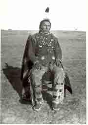 Black Hawk, sub-chief of