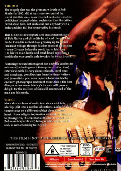 Bob Marley Stations The Cross