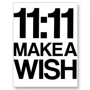 Today, Friday the 11-11-11 marks a date that is only seen once every ...