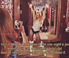 Mean Girls Halloween Quote Im not a bitch just have a low