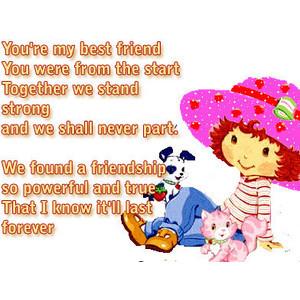 Love my Best Friend Quotes LadyDance Bloguez.com