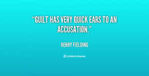 Quotes About False Accusations