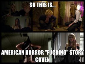 American Horror Story AHS COVEN