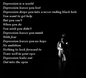 depression quotes for teenage girls Depression quotes