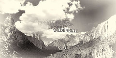 John Muir Quotes Posters - Yosemite Valley Sepia with Quote Poster by ...
