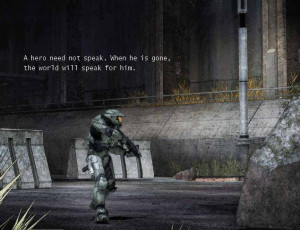 Halo Master Chief Quotes