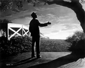 Elwood P. Dowd: Well, thank you Harvey! I prefer you too.