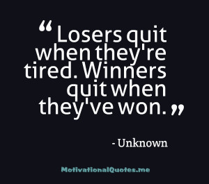 Short Motivational Sports Quotes For Athletes