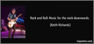 Rock Music Quotes And Sayings