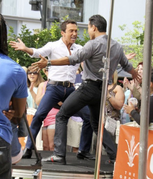 Photo found with the keywords: bruno tonioli funny quotes