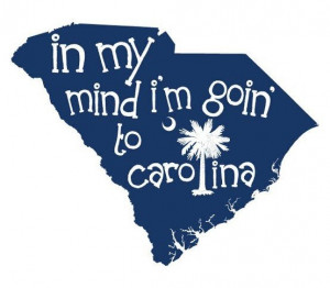 The South lives in each of us that wishes it to. Hold the door open ...