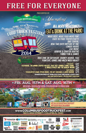 Food truck Festival Will Take Place On Friday August 15th and Saturday ...