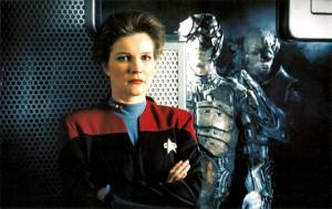 Star Trek Women Captain Janeway