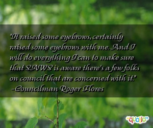 Eyebrows Quotes