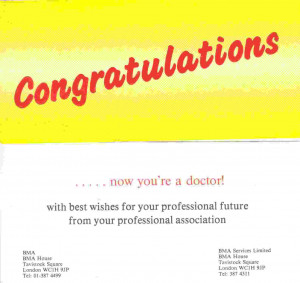 new dimension to the annual recruitment strategy, good luck cards ...