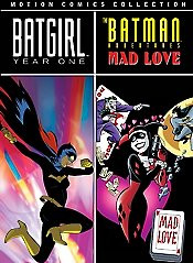 Batgirl: Year One Motion Comics/ Batman Adventures: Mad Love (Motion ...