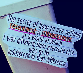Quotes about Embarrassment