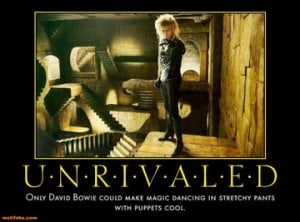 Labyrinth Quote -Along
