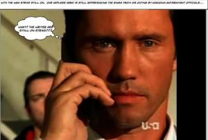 Michael Weston Burn Notice Funny