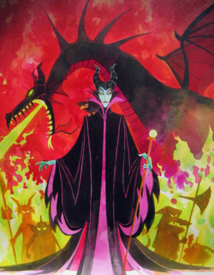 Angelina Jolie commits to playing an evil queen in Maleficent