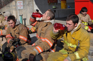 Volunteer Firefighter Quotes Become a volunteer firefighter
