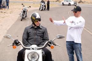 Still of Tim Allen and Walt Becker in Wild Hogs (2007)
