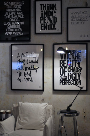 ... list is perfect! Could be great as a movie quote wall in theatre room