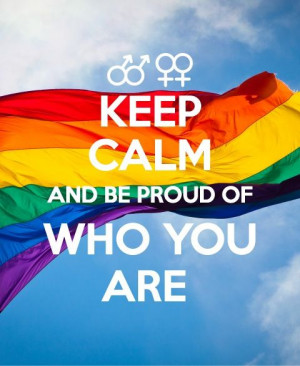 LGBT Quotes and Sayings | notities tags gay lesbian transgender love ...