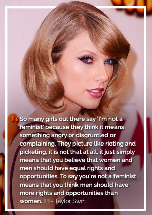 The Most Badass, Inspiring Celebrity Quotes About Feminism In 2014