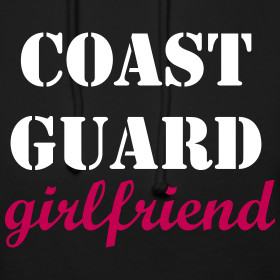 Design Coast Guard Girlfriend