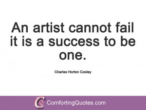 Charles Horton Cooley Quotes And Sayings