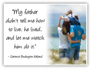 quotes about fathers and sons love