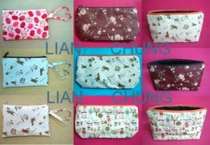 ... Product Details: Waterproof, Fashion & Cute Cosmetics Bags & Purses