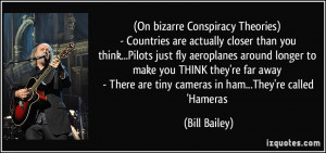 Quotes About Conspiracy Theories