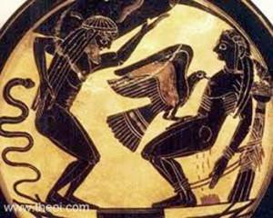 greek gods titans