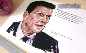 Ronald Reagan Quotes HD Wallpaper 5