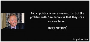More Rory Bremner Quotes