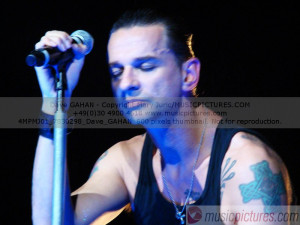 Dave Gahan And Wife