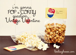 10 Non-Candy Valentine Ideas