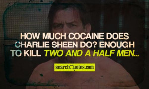Cocaine Quotes