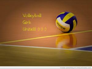 Love My Volleyball Girls