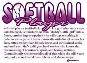 Clipart » Sports » softball